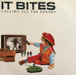"It Bites - Calling All The Heroes (12"") (VG/EX)"